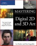 Mastering Digital 2D and 3D Art, Seegmiller, Don and Pardew, Les, 1592005616