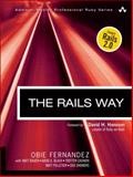 The Rails Way, Fernandez, Obie, 0321445619