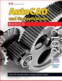 AutoCAD and Its Applications Basics 2012, Shumaker, Terence M. and Madsen, David A., 1605255610