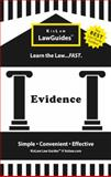 Federal Rules of Evidence : Kislaw LawGuides, KisLaw Publishing, 0979425611