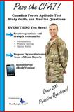 Pass the CFAT: Canadian Forces Aptitude Test Study Guide and Practice Questions, Complete Test Preparation Team, 148207561X