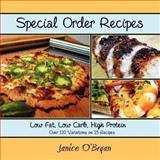 Special Order Recipes, Janice OBryan, 1463765622
