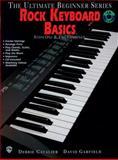 Rock Keyboard Basics, Debbie Cavalier and David Garfield, 1576235629
