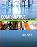 Comparative Health Information Management, Peden, Ann, 1111125627