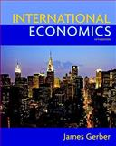 International Economics and MyEconLab Student Access Code Card Package, Gerber, James, 0132485621