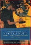 Western Music 9780393925623