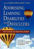Addressing Learning Disabilities and Difficulties : How to Reach and Teach Every Student, , 1412925622