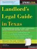 Landlord's Legal Guide in Texas, Traci Truly, 1572485620