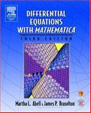 Differential Equations with Mathematica, Abell, Martha L. and Braselton, James P., 0120415623