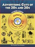 Advertising Cuts of the 20s and 30s, Dover Staff, 0486995623