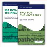 SBA MCQs and EMQs for the MRCS Part a Pack, Thrumurthy, Sri G. and De Silva, Tania S., 0199645620