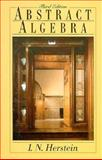 Abstract Algebra, Herstein, Israel N., 0133745627