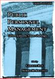 Public Personnel Management : Current Concerns, Future Challenges, Ban, Carolyn and Riccucci, Norma M., 0321085620