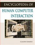 Encyclopedia of Human Computer Interaction, , 1591405629