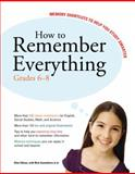 How to Remember Everything, Ellen Gibson, 037576562X