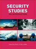 Security Studies : An Introduction, , 041542562X