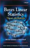 Bayes Linear Statistics : Theory and Methods, Goldstein, Michael and Wooff, David, 0470015624