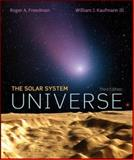 Universe: the Solar System w/Starry Night/Deep Space Explorer CD, Freedman, Roger and Kaufmann, William J., 0716795620