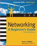 Networking : A Beginner's Guide, Hallberg, Bruce, 0072225637