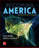 Becoming America, Henkin, David and McLennan, Rebecca, 0073385638