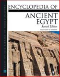Encyclopedia of Ancient Egypt, Benson, Maragaret, 0816045631