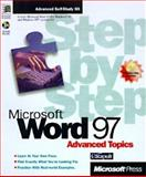 Microsoft Word 97 Step by Step, Advanced Topics, Catapult, Inc. Staff, 1572315636