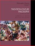 Philosophic Classics : 20th Century Philosophy, Forrest E. Baird, 0130485632