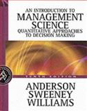 An Introduction to Management Science 9780324145632
