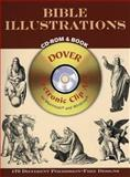 Bible Illustrations, Dover Staff, 0486995631