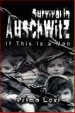 Survival in Auschwitz, Primo Levi, 9562915638