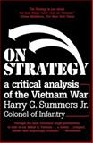 On Strategy, Harry G. Summers, 0891415637