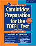 Cambridge Preparation for the TOEFL Test Book with Online Practice Tests and Audio CDs (8) Pack, Jolene Gear and Robert Gear, 110768563X