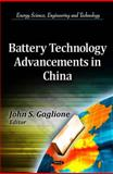 Battery Technology Advancements in China, Gaglione, John S., 1614705631