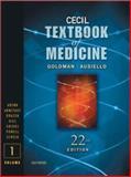 Cecil Textbook of Medicine, Goldman, Lee and Ausiello, Dennis Arthur, 0721645631