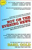 Not on the Evening News, Basil Gold, 1933265639
