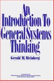 An Introduction to General Systems Thinking, Weinberg, Gerald M., 0471925632