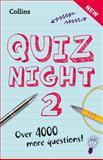 Collins Quiz Night 2, Collins UK Publishing Staff, 000752563X