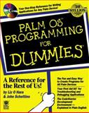 Palm OS Programming for Dummies, John Schettino, 0764505637