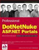 Professional DotNetNuke ASP. NET Portals, Shaun Walker and Bruce Hopkins, 0764595636