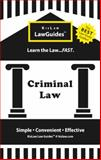 Criminal Law : Kislaw LawGuides, KisLaw Publishing, 0979425638