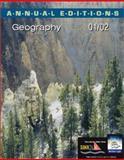 Geography 2001-2002, Pitzl, Gerald R., 007243564X