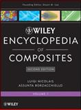 Encyclopedia of Composites, Nicolais, 0470275642