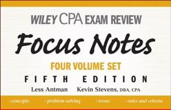 Wiley CPA Examination Review Set, Antman, Less, 0470195649