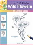 How to Draw Wild Flowers, Janet Whittle, 1844485641