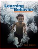 Learning and Behavior : Active Learning Edition, Chance, Paul, 0495095648