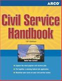 Civil Service Handbook, McKay and Arco Staff, 0768915643
