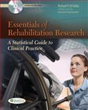 Essentials of Rehabilitation Research, Richard P. Di Fabio, 0803625642