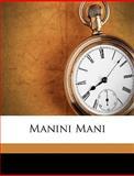 Manini Mani, Srinivasachary Srinivasacharyu and Srinivasacharyulu Srinivasacharyulu, 1149445645