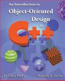 An Introduction to Object-Oriented Design in C++, Perry, Jo E. and Levin, Harold D., 0201765640