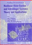 Nonlinear Klein-Gordon and Chroedinger Systems : Theory and Applications: El Escorial, Madrid, Spain, 25-30 September 1995, Vazquez, Luis and Perez-Garcia, Victor, 9810225652